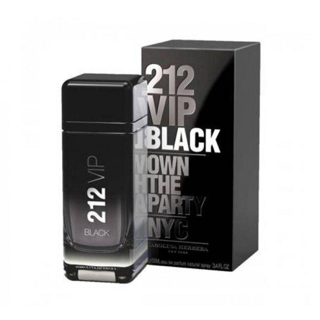 בושם לגבר 212 Black VIP א.ד.פ 100 מ