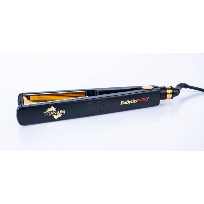 Babyliss Pro BAB 3091 מחליק שיער טיטניום מקצועי -