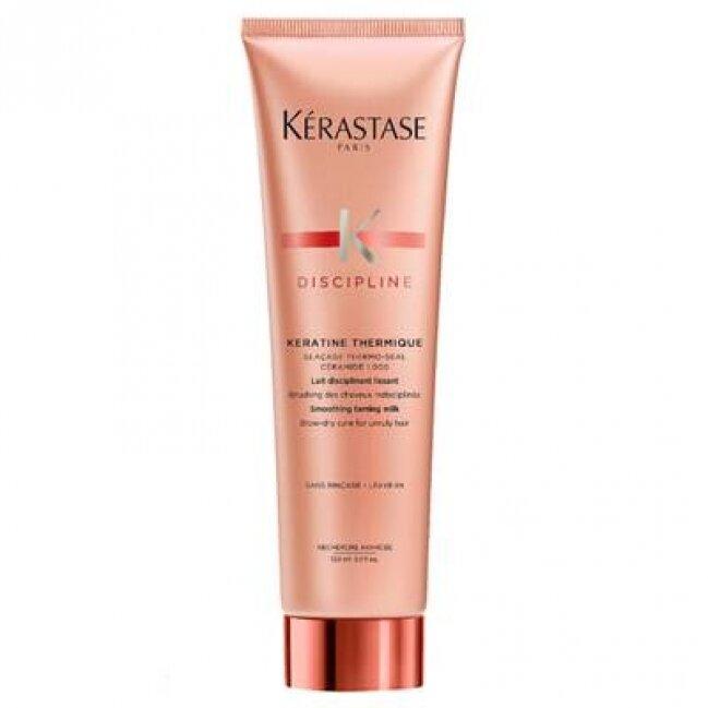 KERASTASE קרטין טרמיק תחליב מגן מפני חום לשיער מרדני