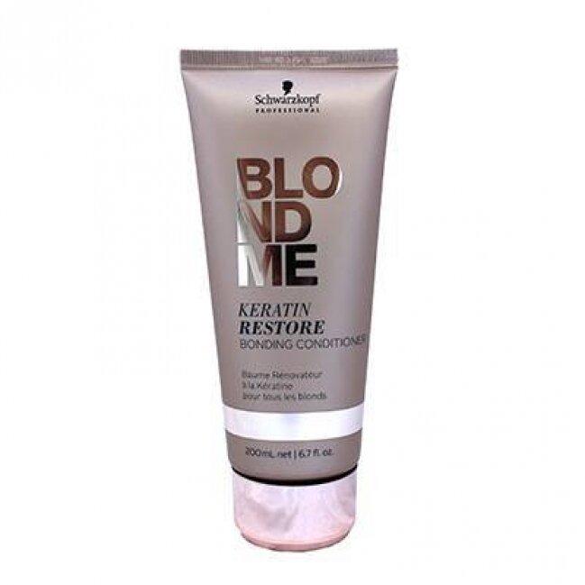 Schwarzkopf bonding shampoo שמפו בלונדמי בגוונים קרים