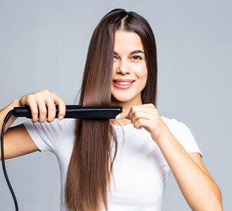 מחליק מקצועי לשיער