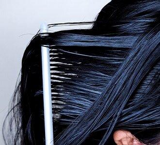 לשיער שומני