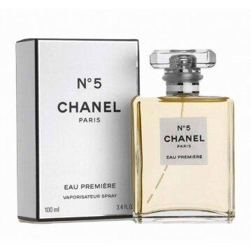 """בושם לאישה Chanel No 5 Eau Premiere א.ד.פ 100 מ""""ל"""