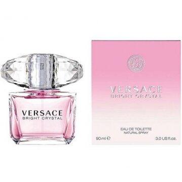 בושם לאישה Versace Bright Crystal E.D.T או דה טואלט 90ml