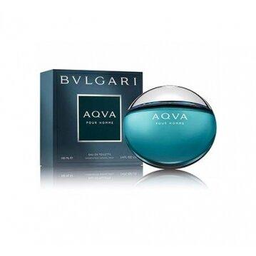 """בושם לגבר Aqua א.ד.ט 100 מ""""ל Bvlgari"""