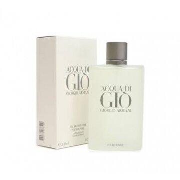 "בושם לגבר Aqua D'gio א.ד.ט 200 מ""ל Giorgio Armani"