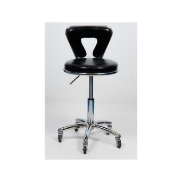 כיסא ספר עם משענת