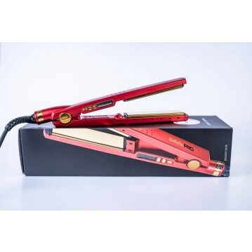 Babyliss Pro BAB 3091 מחליק שיער טיטניום מקצועי-3