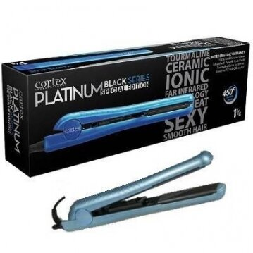 Cortex Platinum מחליק שיער מקצועי