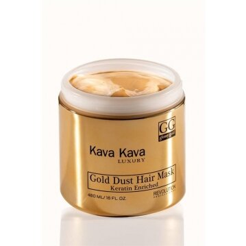 KAVA KAVA מסכת זהב גולד דאסט