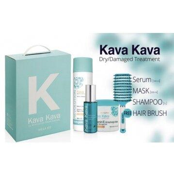 KAVA KAVA MEGA KIT מארז לשיער פגום