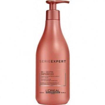 L'oréal שמפו למניעת שבירת שיער וחיזוק השערה