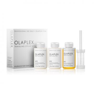 OLAPLEX מארז מקצועי לשיקום אינטנסיבי לשיער 2 + 2 + 1