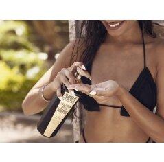 לה בוטה מארז קרטין לשיער יבש ופגום בתיק חוף מהודר -