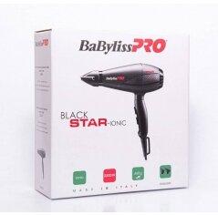BabylissPro Black Star Ionic פן מקצועי -